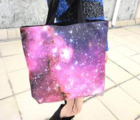 Fantasy Starry Sky Fashion Shoulder Bag For Women